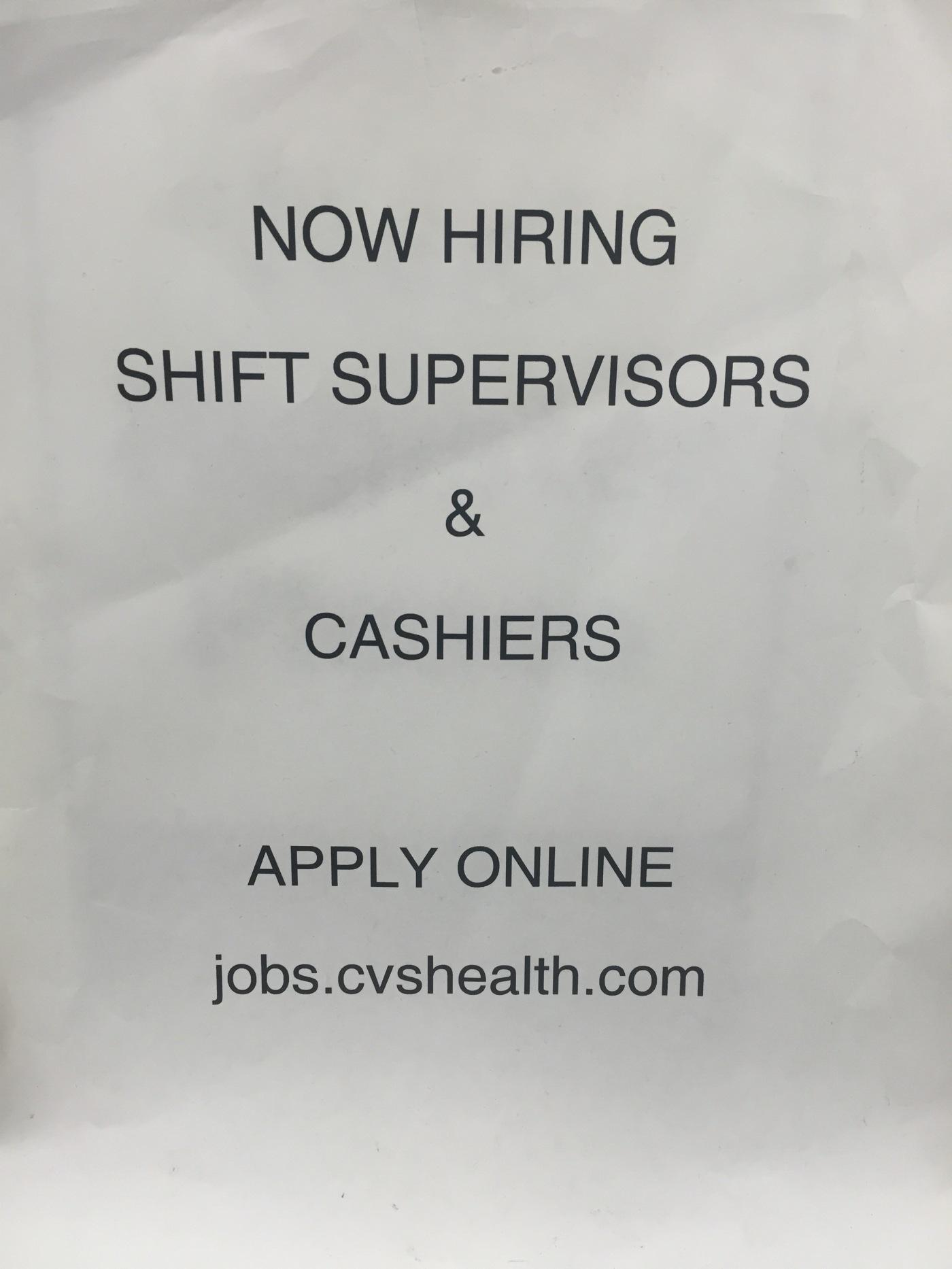 cvs cashier job application - Fieldstation.co