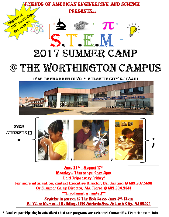 STEM STUDENTS SUMMER PROGRAM